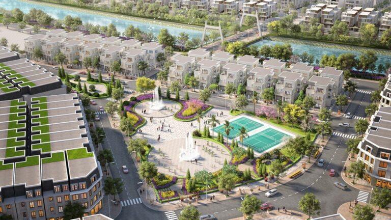 Công viên Tnr Grand Palace River Park Uông Bí