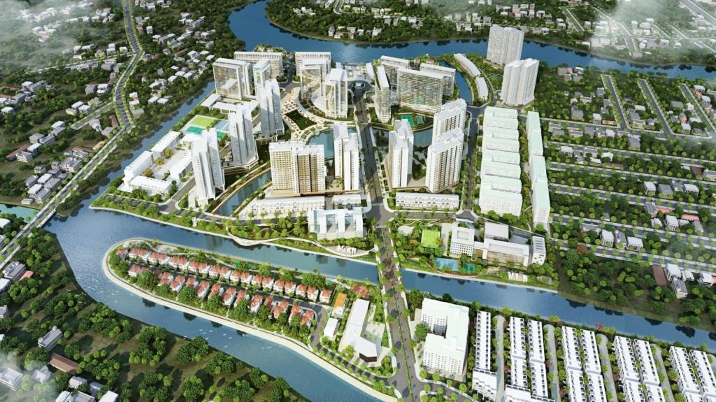 Dự án Mizuki Park Nam Long