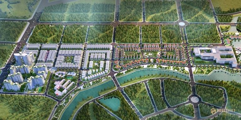 Khu đô thị Đông Bắc Diêu Trì Quảng Bình