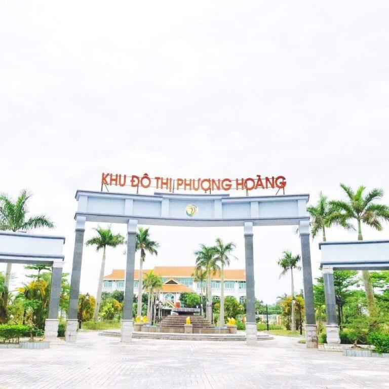 Khu đô thị Phượng Hoàng Móng Cái