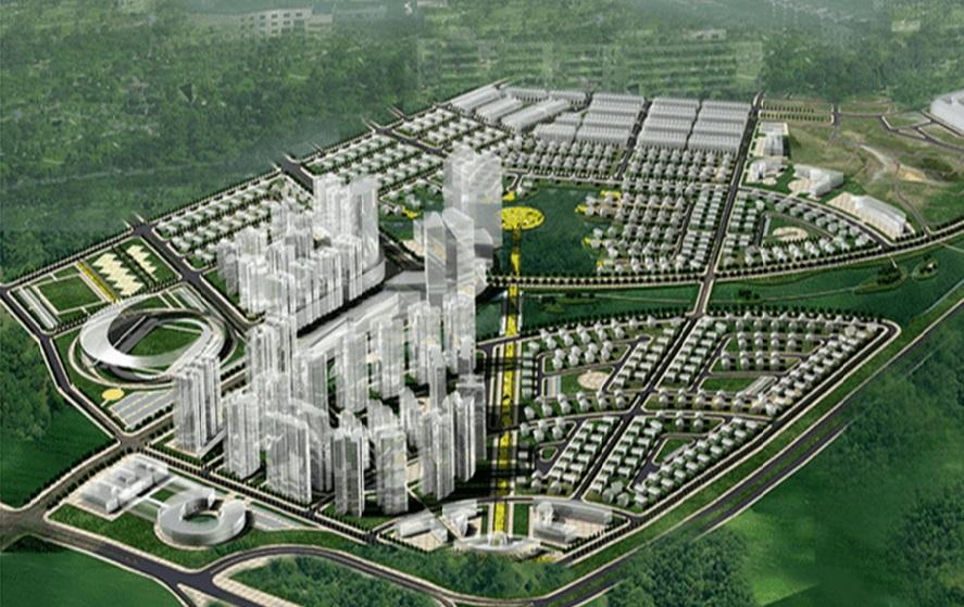 Khu đô thị sinh thái Tây Thuận Thành Bắc Ninh
