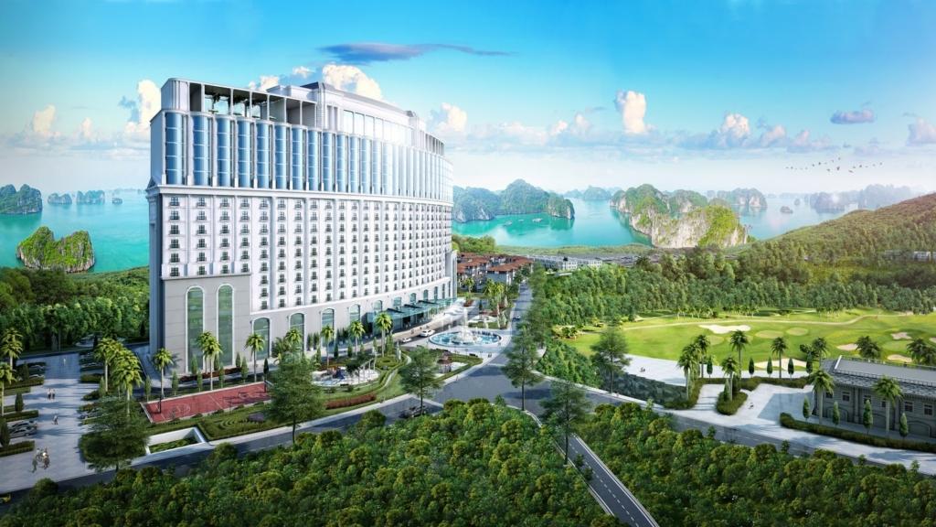 Khu nghỉ dưỡng FLC Luxury Hạ Long