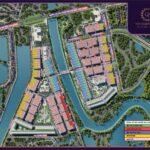 Mặt bằng dự án Tnr Sông Uông Uông Bí