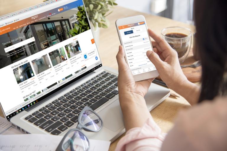 Những website đăng tin bất động sản miễn phí