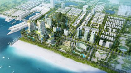 Phối cảnh dự án Ocean Park Vân Đồn