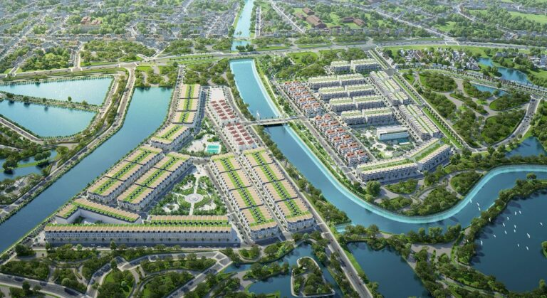 Phối cảnh dự án Tnr Uông Bí