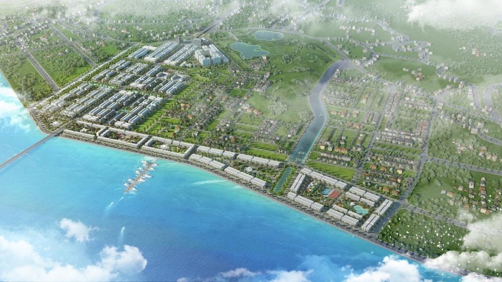 Phối cảnh khu đô thị FLC Tropical Hạ Long