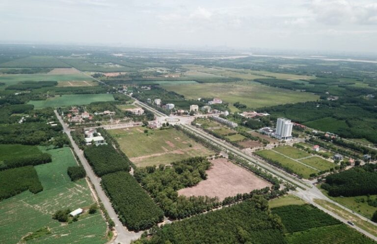 Quy hoạch đô thị mới Nhơn Trạch
