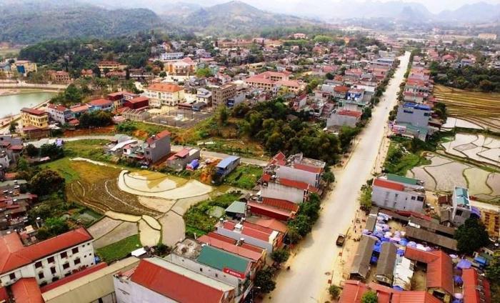 Thị trấn Khánh Yên Lào Cai
