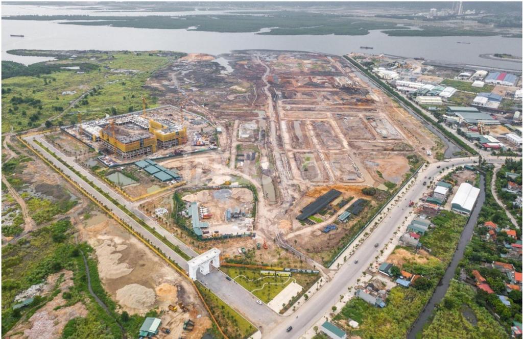 Tiến độ dự án FLC Tropical City Hạ Long