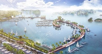 Tiện ích dự án Green Dragon City Cẩm Phả
