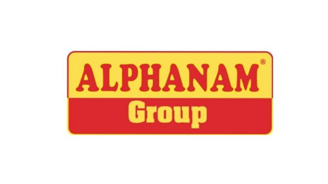 Logo Alphanam Group