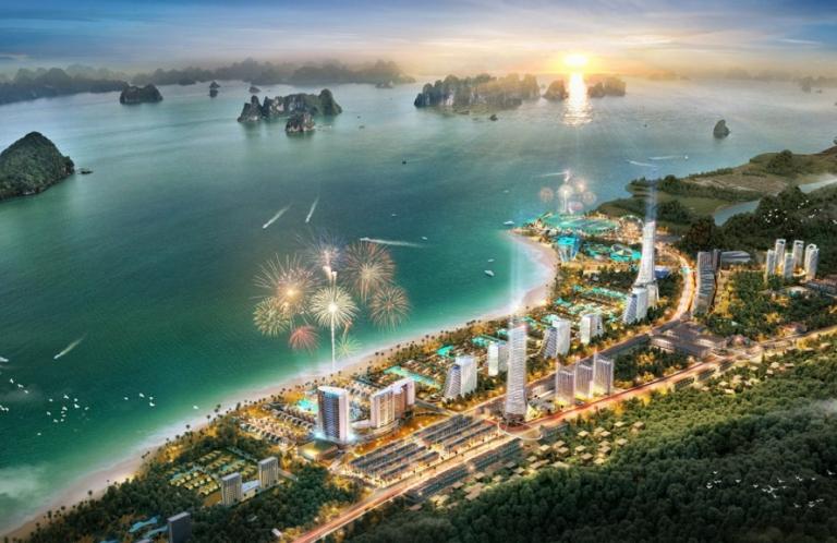 Các dự án lớn tại Vân Đồn Quảng Ninh