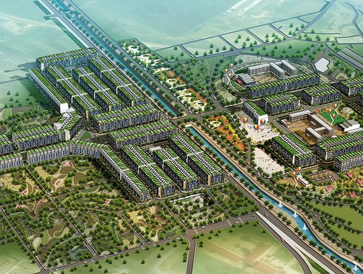 Đất nền dự án Lideco Bãi Muối Hạ Long
