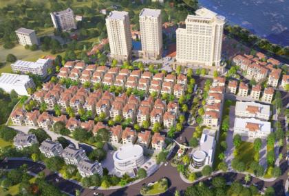 Dự án Beverly Hills Hạ Long