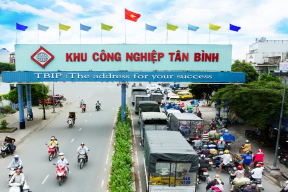 Khu công nghiệp Tân Bình TP Hồ Chí Minh