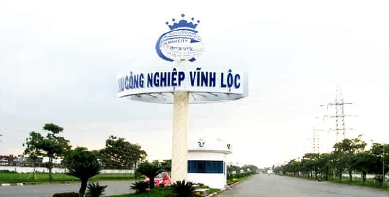 Khu công nghiệp Vĩnh Lộc tại TP HCM