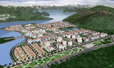 Khu đô thị Việt Hưng Hạ Long
