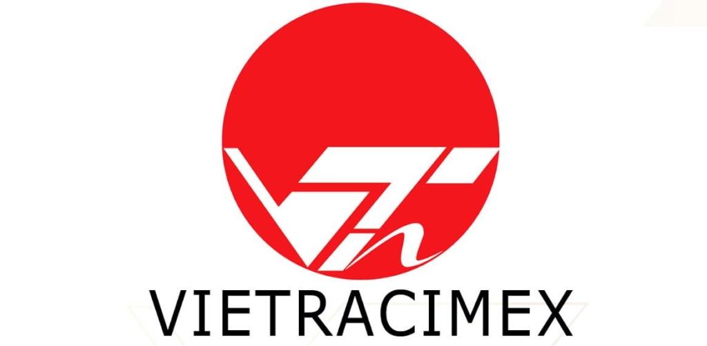 Logo tổng công ty Vietracimex