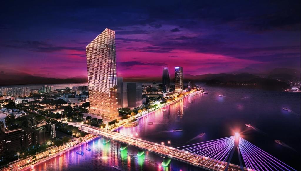 Marriott Executive Apartments Đà Nẵng