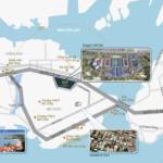 Vị trí dự án Dragon Hill City Hạ Long