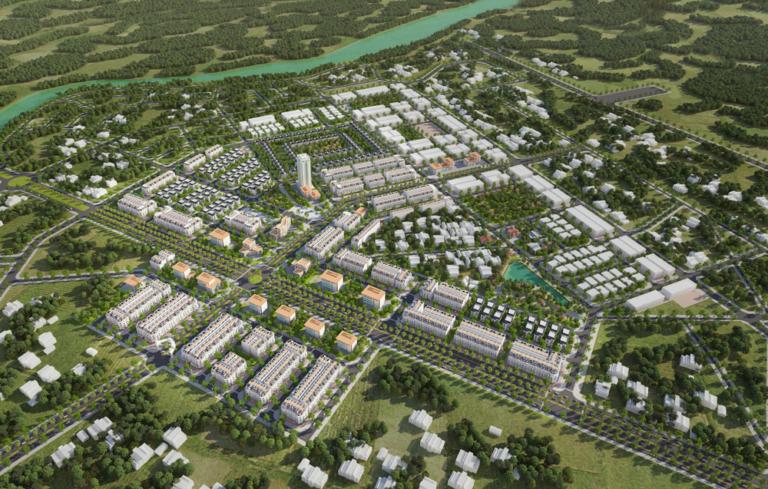 Bán đất nền dự án Vinaconex Móng Cái