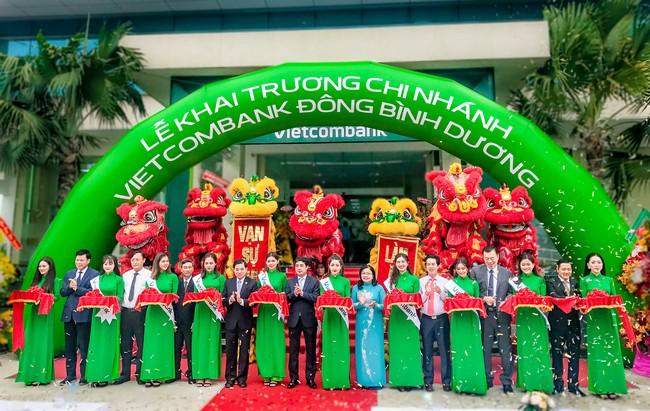 Ngân hàng Vietcombank Bình Dương