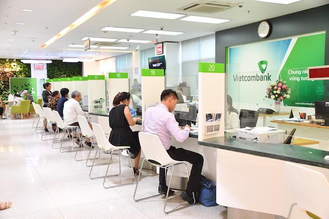 Ngân hàng Vietcombank quận 1