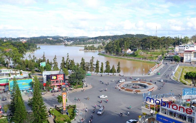 Quy hoạch Lâm Đồng