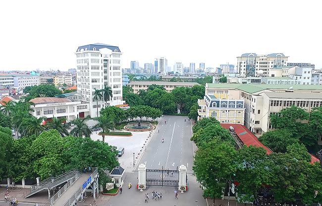 Các trường đại học ở Hà Nội
