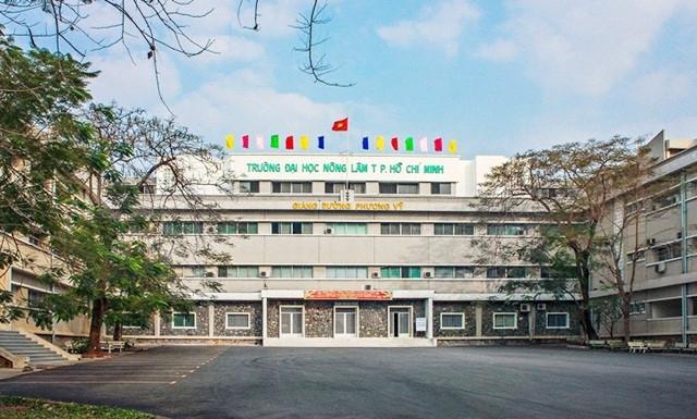 Trường đại học nông lâm TPHCM