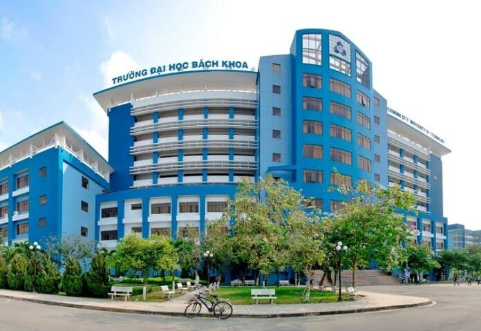 Trường đại học ở thành phố Hồ Chí Minh