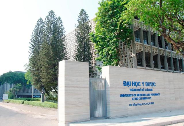 Trường đại học y dược TPHCM