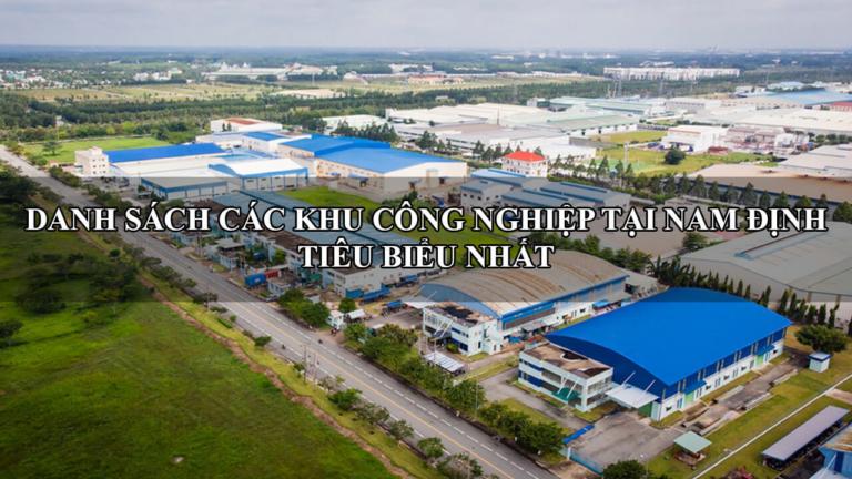 Khu công nghiệp ở Nam Định