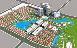 Phối cảnh dự án Hải Yên Villas Móng Cái